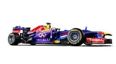 Infiniti и Red Bull Racing объявляют о новом партнерстве