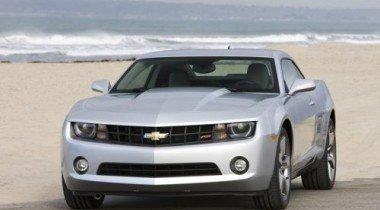 General Motors назвал предварительные российские цены на спорткар Chevrolet Camaro