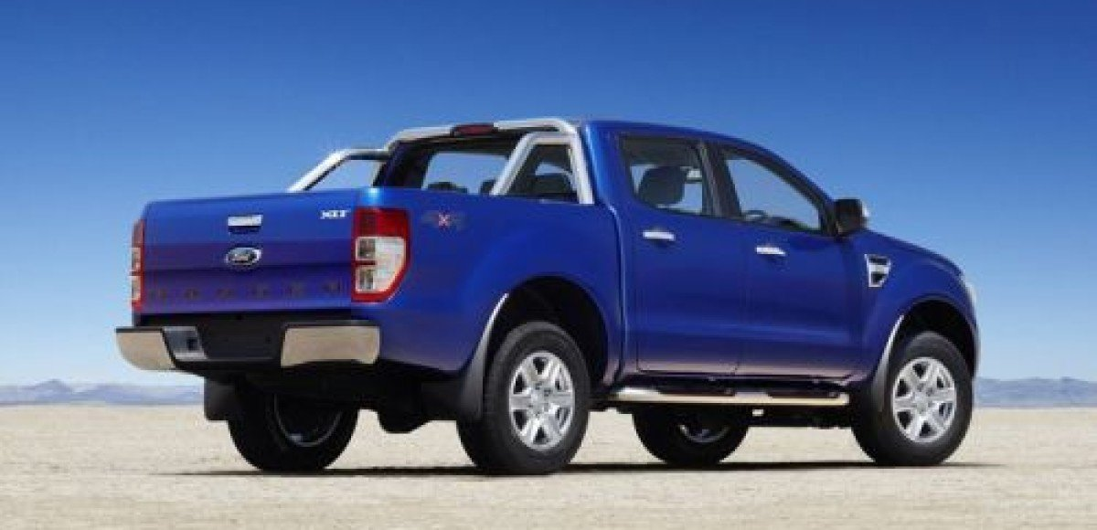 Ford представил новый Ranger на автосалоне в Австралии