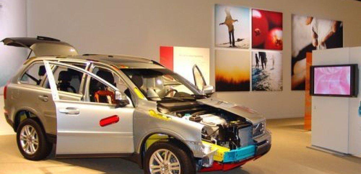 Musa Motors покажет автомобили Volvo  в разрезе