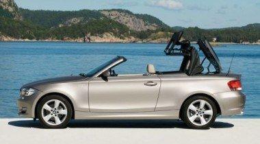 Новый кабриолет BMW 1-й серии