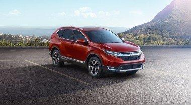 Honda CR-V: российский рынок станет вторым в мире, на котором стартуют продажи новой модели