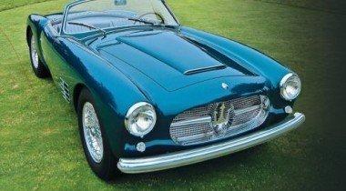 Maserati A6G-2000 Zagato Spider. Воскрешение