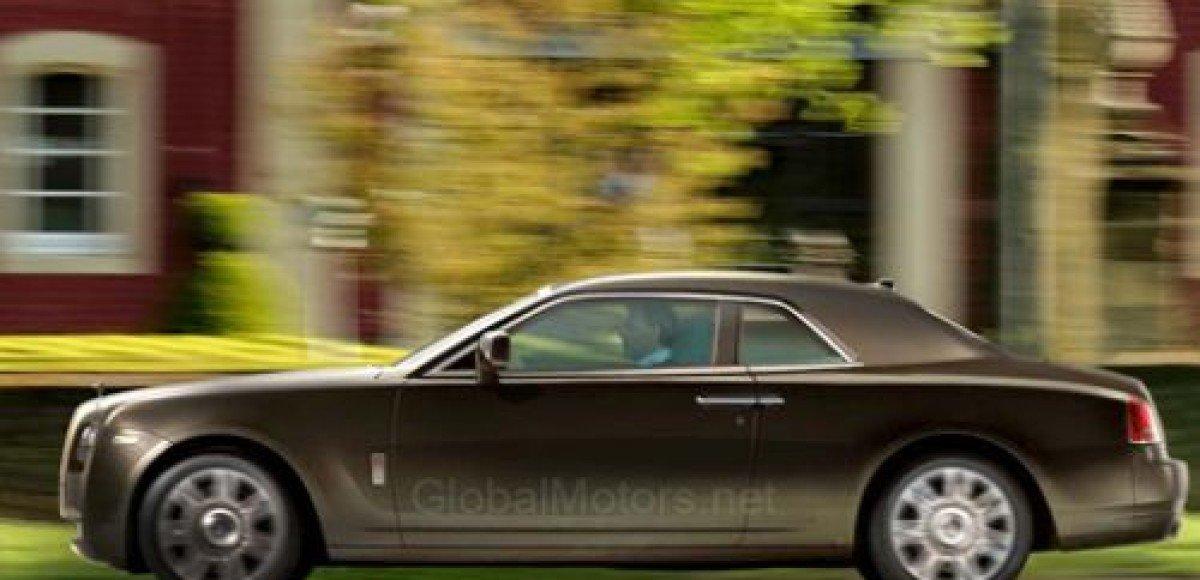 Rolls-Royce Ghost. Фантомы и призраки