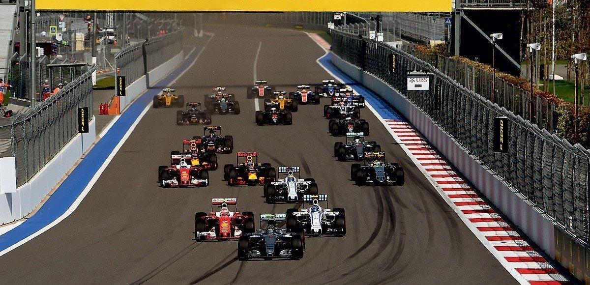 Слагаемые победы: за кулисами «Формулы-1»