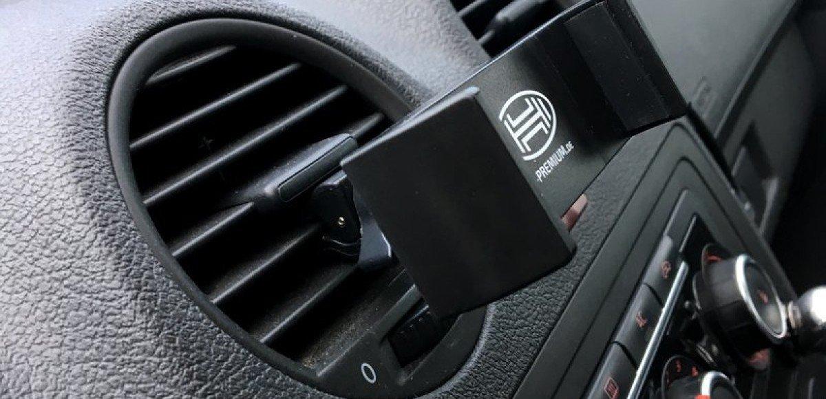 Heyner SmartFix S: автомобильный держатель для смартфонов