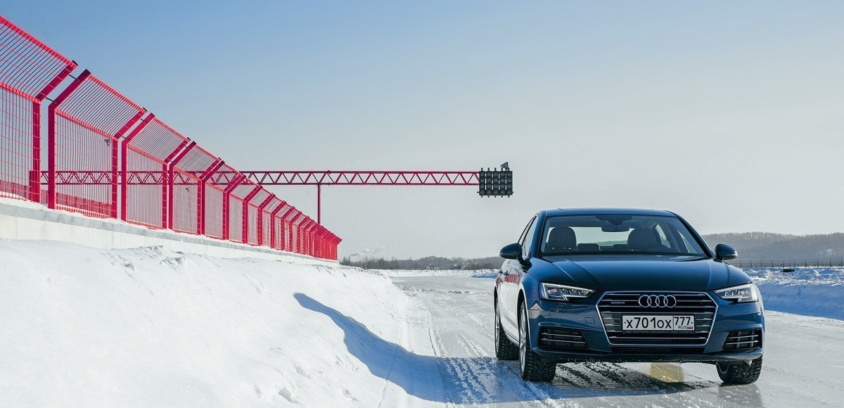 Audi A4 Sport Line. Неуловимая эволюция