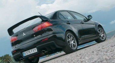 Кто сказал, что Lancer Evolution – не женский автомобиль?