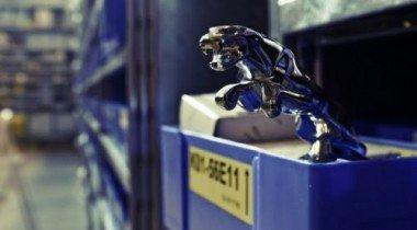 Jaguar открывает в России склад автозапчастей