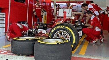 Первая сотня: Pirelli и Формула-1