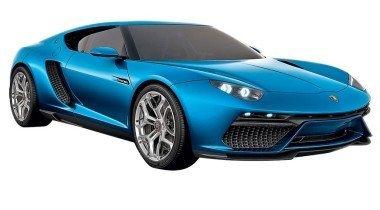 Lamborghini Asterion. Болонская бомба
