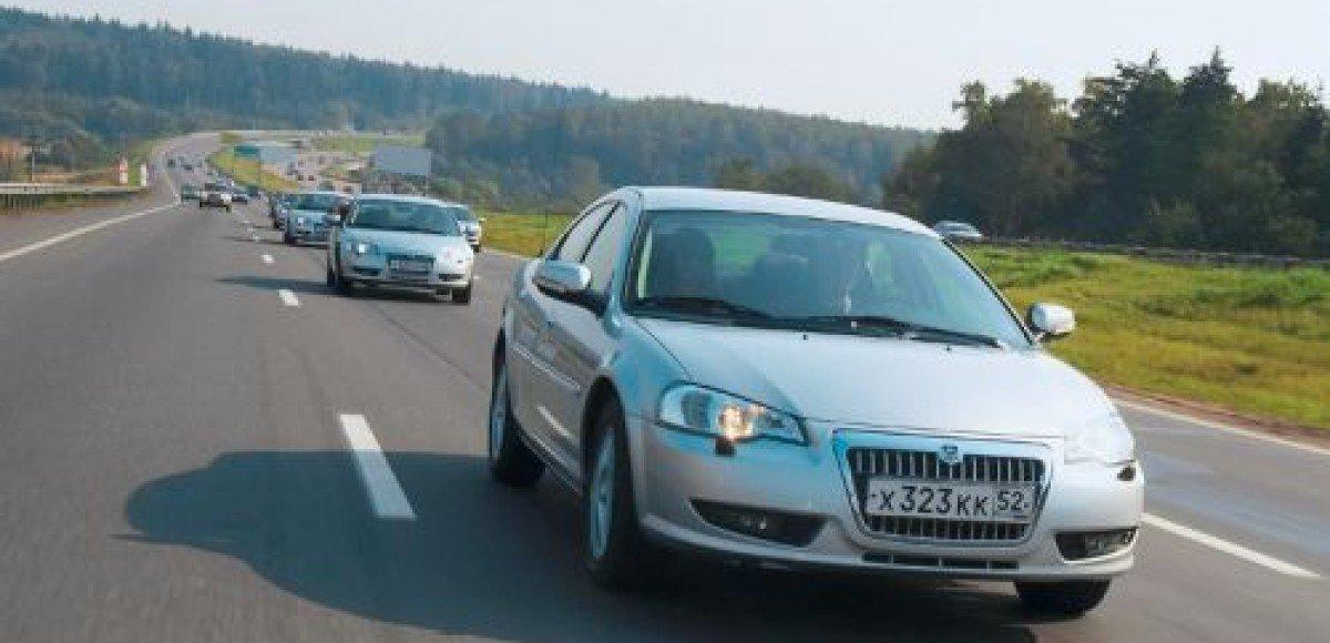 ГАЗ предлагает Volga Siber по новогодней цене