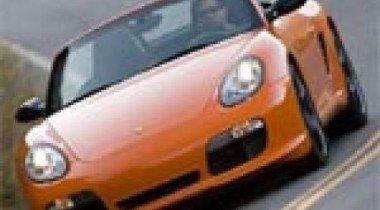Porsche Boxster LE. «Рыжая бестия»