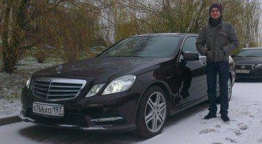 Mercedes E-Class. Отзывы владельцев