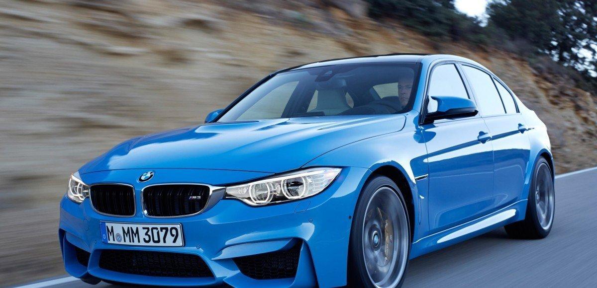 BMW Group Россия объявила о начале продаж спортивных моделей M3 и M4