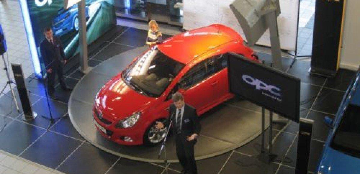 Канцлер Германии Ангела Меркель пообещала Opel госгарантии