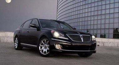Hyundai Equus претерпел ряд технических изменений и стал более доступным