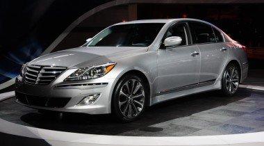 Бизнес-кореец Hyundai Genesis