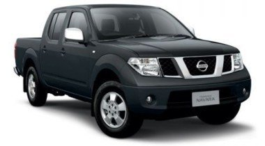 Nissan Frontier Navara. Азиатская жемчужина