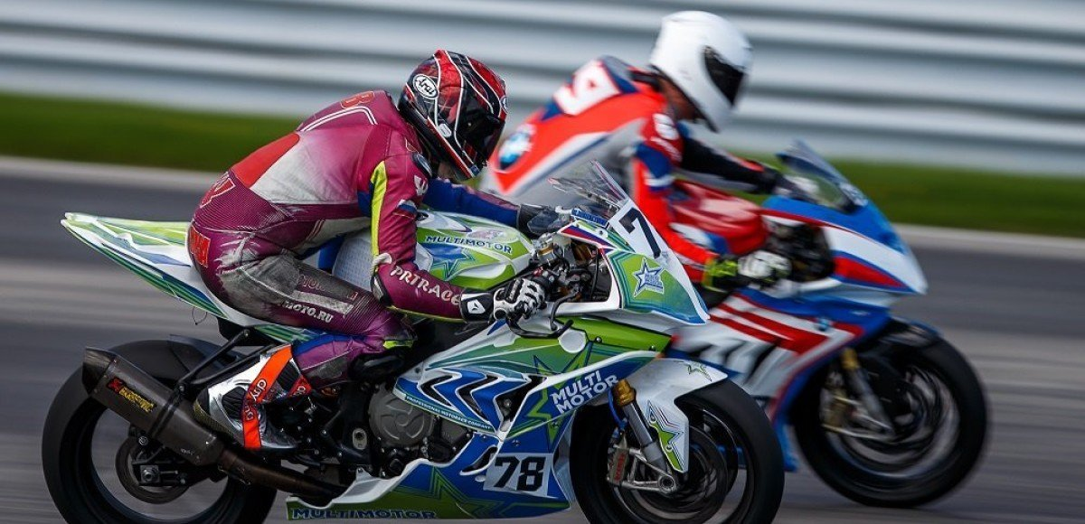 Третий этап RSBK: гонки, девушки, мотоциклы