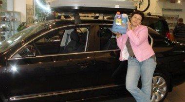 «АвтоСпецЦентр на Таганке» дарит клиентам 4 литра стеклоомывателя
