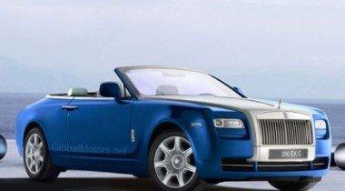 2010 Rolls-Royce Silver Ghost. Купе и кабриолет