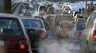 В испанском тумане столкнулись 60 автомобилей