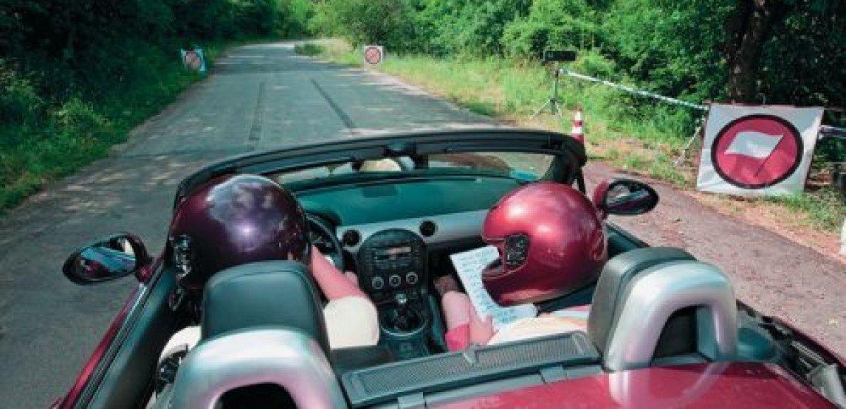 Mazda MX-5. Ралли дилетантов