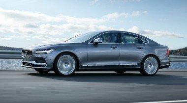 Volvo S90: названы цены для России