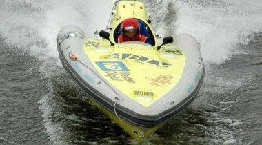 Чемпионы водно-моторного спорта предпочитают Evinrude