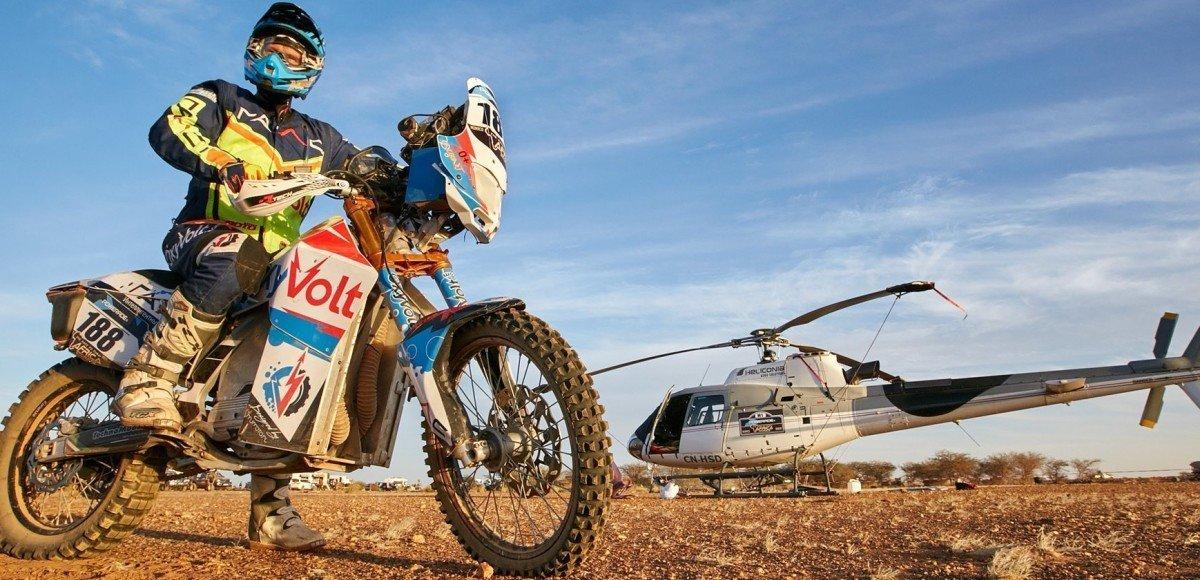 «Быть пионером — мой конек»: Арно Жакар об электротехнике и планах на «Дакар-2018»