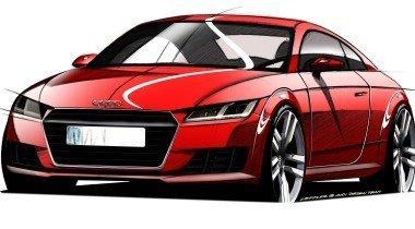 В Женеве Audi покажет новое купе TT