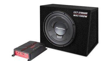 Pioneer GXT-3706BR: почувствуй бас