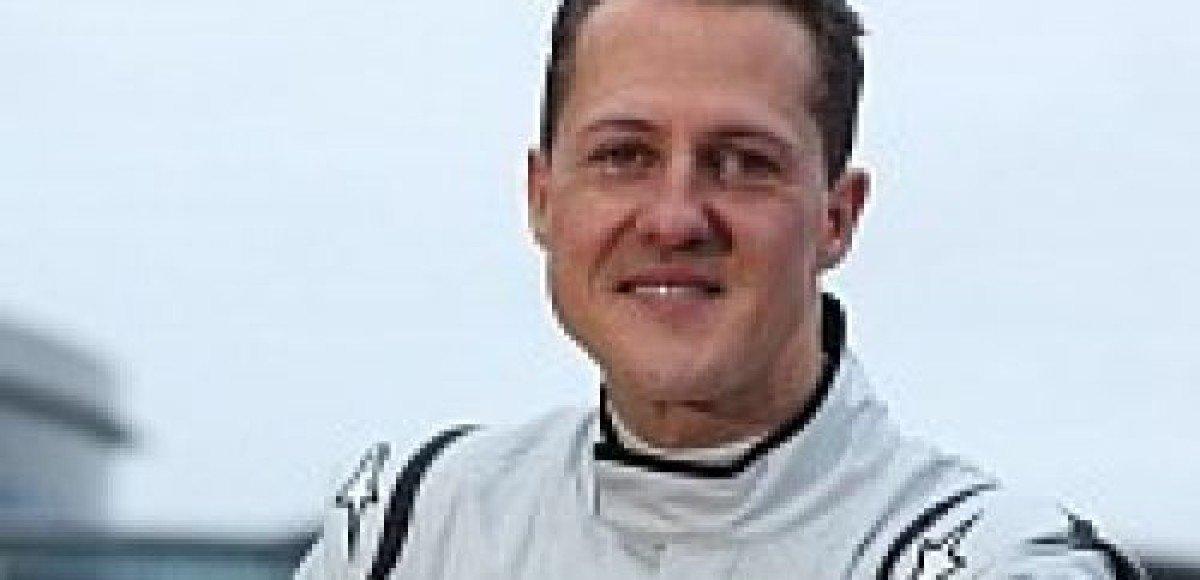 Шумахер: Никаких физических проблем после первого дня тестов