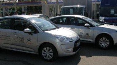 Новые варианты автомобилей Citroen на тест-драйве в ЭКСИС Петербург