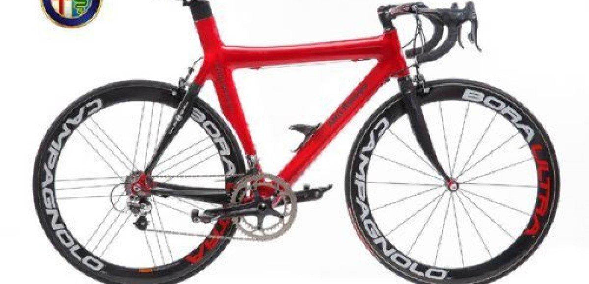 Велосипеды Alfa Romeo — скорость, характер и итальянский стиль