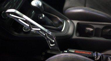 Ford изобрел электронный ручник для дрифта