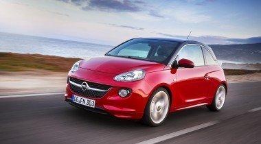 Opel Adam «доедет» до России к середине следующего года