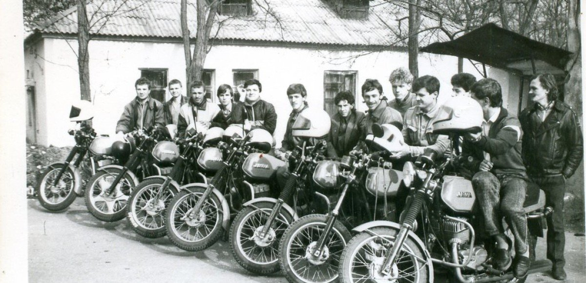 Рокеры СССР: от «Явы» до «Харлея»