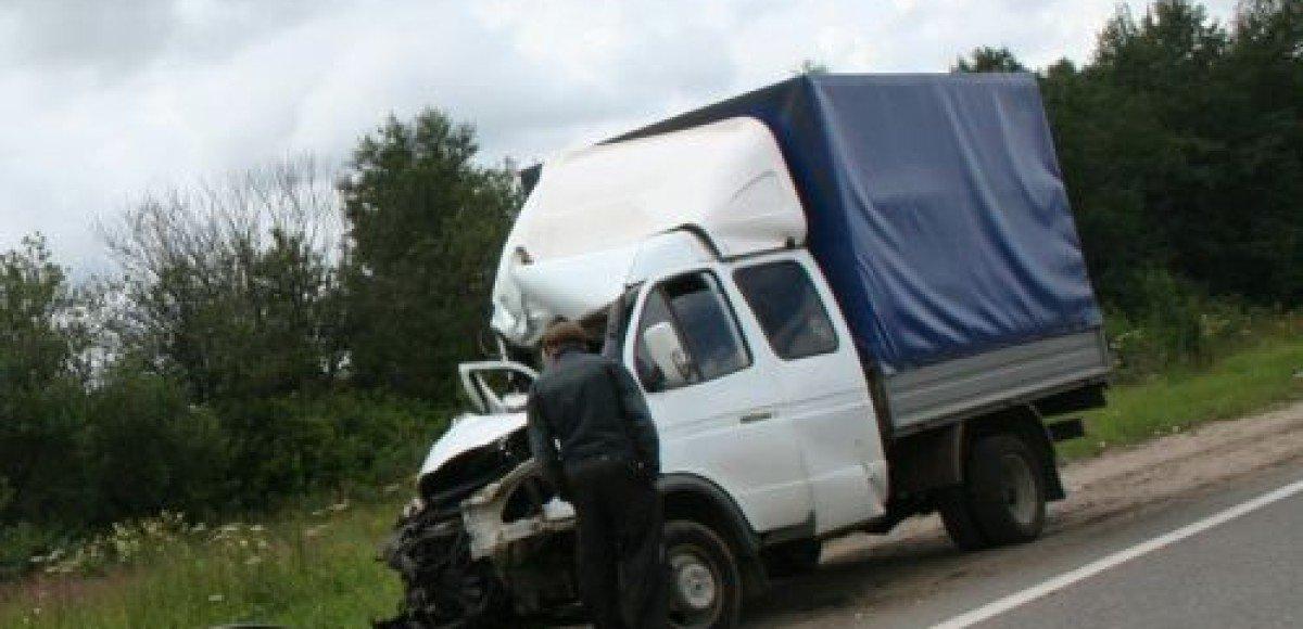 В Волгоградской области произошла авария со смертельным исходом