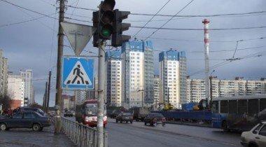 Голландца оштрафовали за непроезд перекрестка на зеленый свет