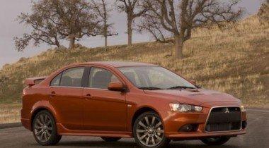 Американские автолюбители признали лучшей моделью Mitsubishi Lancer