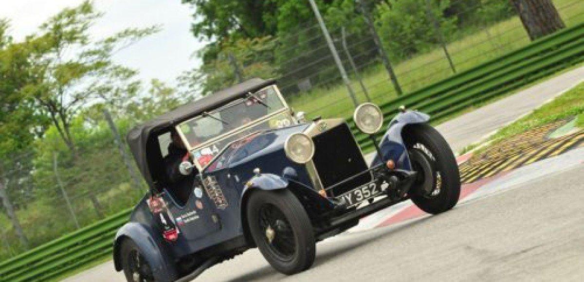 Ралли классических авто. От Mille Miglia до «Золотого кольца»
