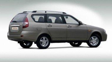Производство универсала Lada Priora начнется 27 мая