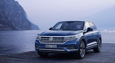 Volkswagen Touareg получил в России новую комплектацию
