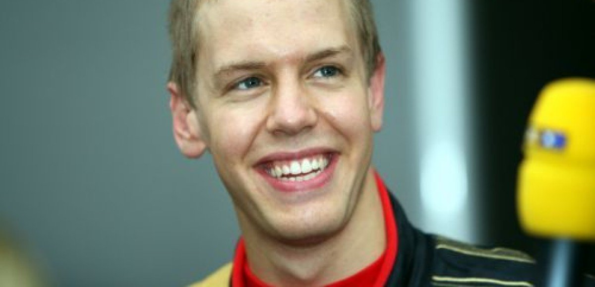 На первой сессии пятничных практик Гран-При Великобритании лучшим стал Феттель!