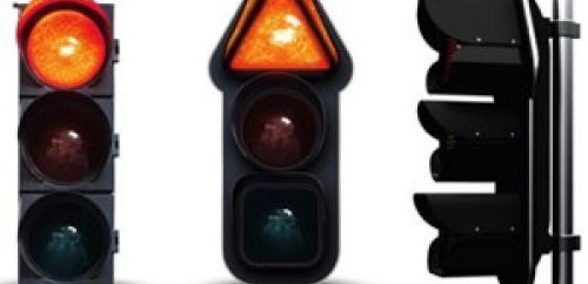 Для дальтоников создан специальный светофор
