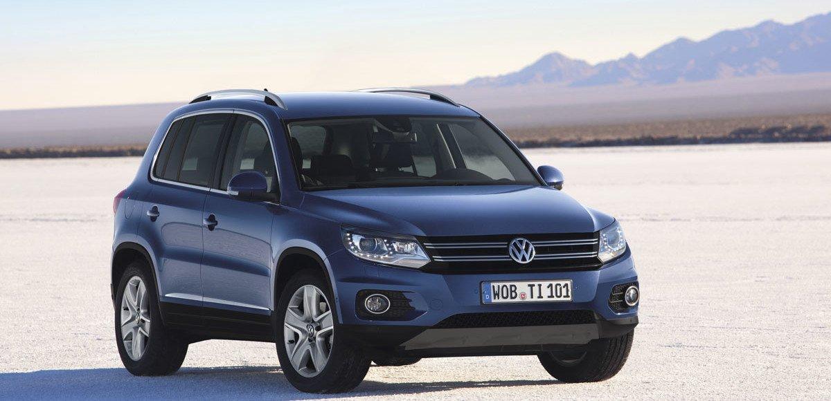 Volkswagen повышает цены на автомобили с 1 декабря 2014 года