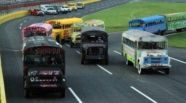 Самые странные автомобильные гонки