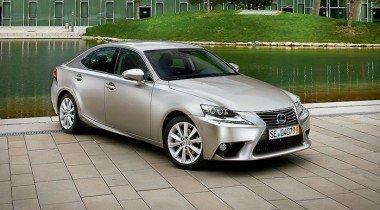 Lexus IS. Герой нашего времени